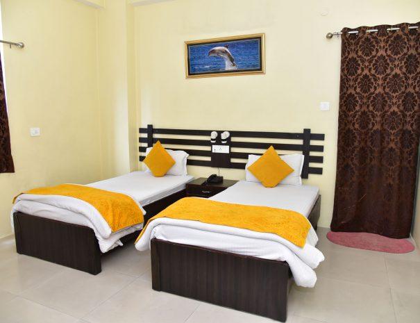 Hotel Nexus - Corporate Twin Bed