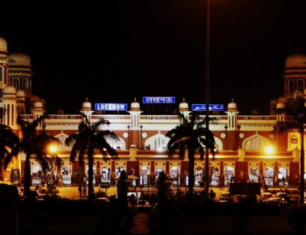 Charbagh Station-2